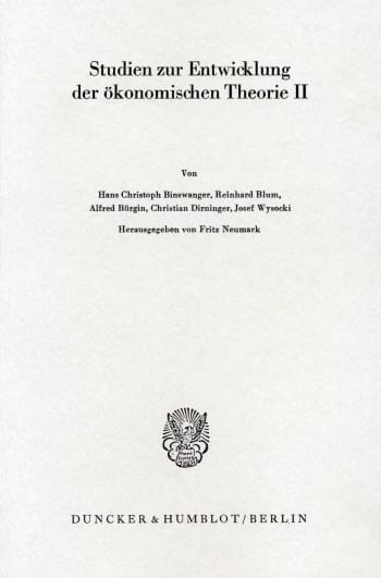 Cover: Geschichte merkantilistischer Ideen und Praktiken