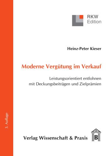 Cover: Moderne Vergütung im Verkauf