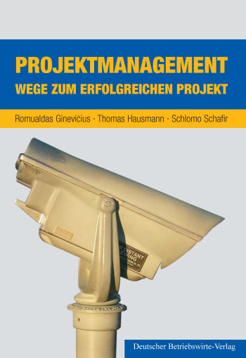 Cover: Projektmanagement