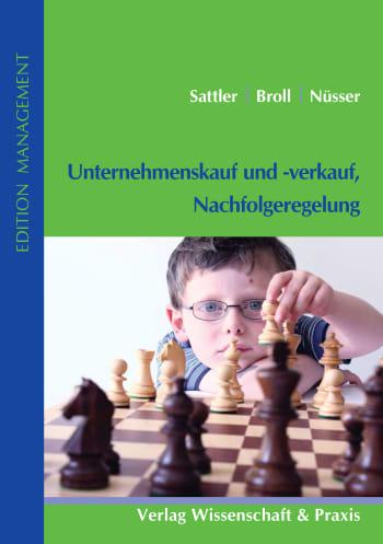 Cover: Unternehmenskauf und -verkauf, Nachfolgeregelung