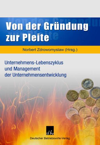 Cover: Von der Gründung zur Pleite