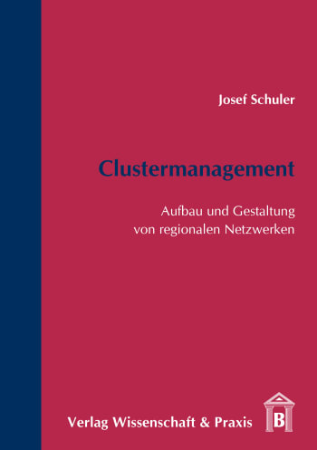 Cover: Clustermanagement