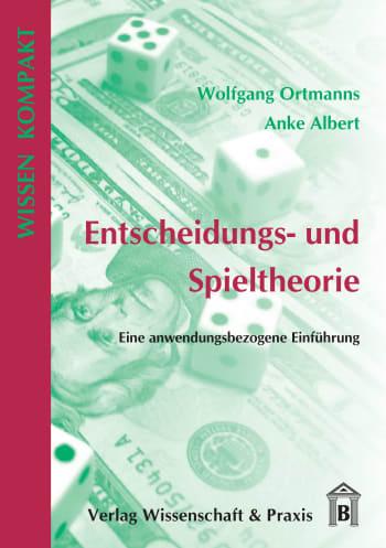 Cover: Entscheidungs- und Spieltheorie