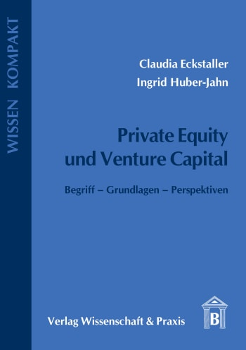 Cover: Private Equity und Venture Capital