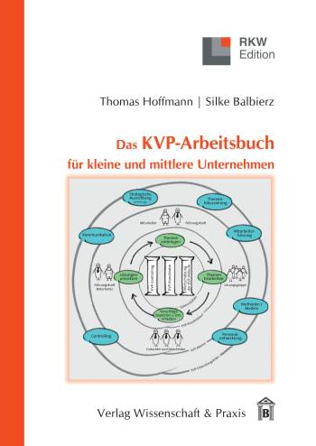 Cover: Das KVP-Arbeitsbuch für kleine und mittlere Unternehmen