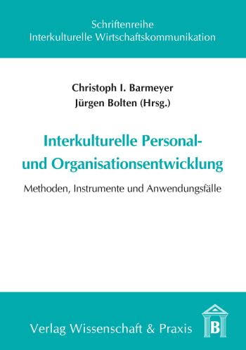 Cover: Interkulturelle Personal- und Organisationsentwicklung
