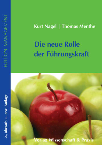 Cover: Die neue Rolle der Führungskraft