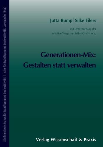 Cover: Studienreihe des Instituts für Beschäftigung und Employability IBE (IBE)