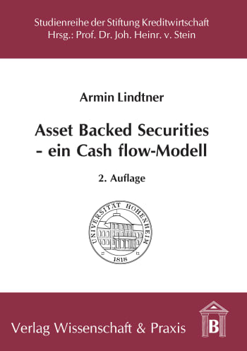 Cover: Asset Backed Securities