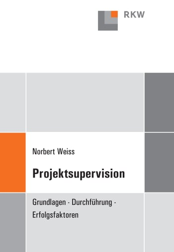 Cover: Projektsupervision