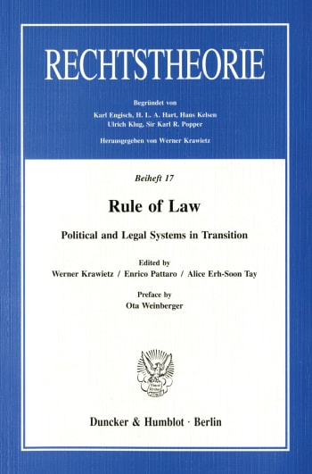 Cover: Rule of Law