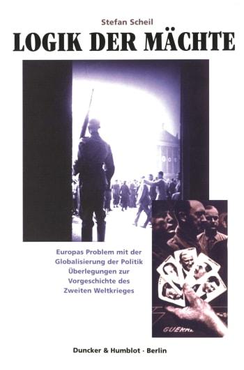 Cover: Logik der Mächte