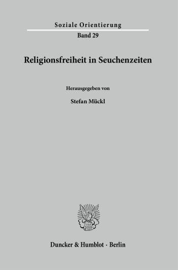 Cover: Soziale Orientierung (SO)
