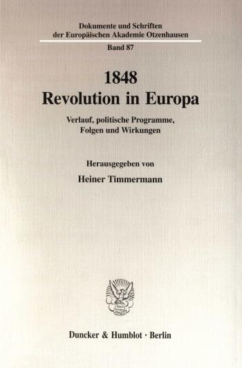 Cover: 1848 - Revolution in Europa