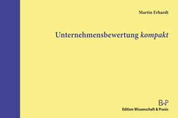 Cover: Unternehmensbewertung kompakt