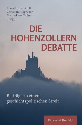 Cover: Die Hohenzollerndebatte