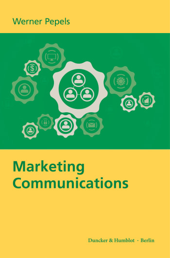 Cover: Marketing Communications
