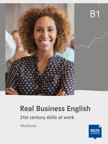 Cover Real Business English B1 978-3-12-501671-2