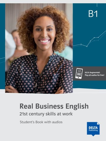 Cover Real Business English B1 978-3-12-501670-5