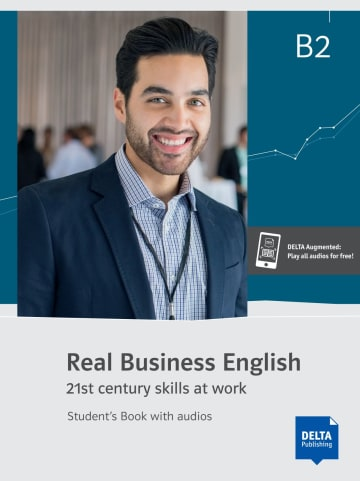 Cover Real Business English B2 978-3-12-501673-6