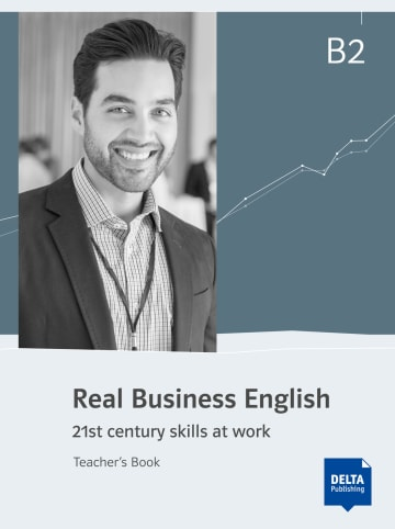Cover Real Business English B2 978-3-12-501675-0