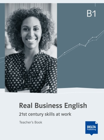 Cover Real Business English B1 978-3-12-501672-9