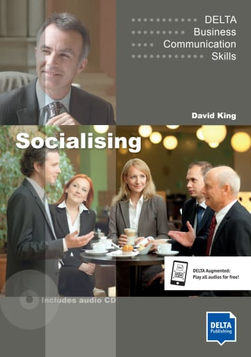 Cover Delta Business Communication Skills: Socialising B1-B2 978-3-12-501322-3
