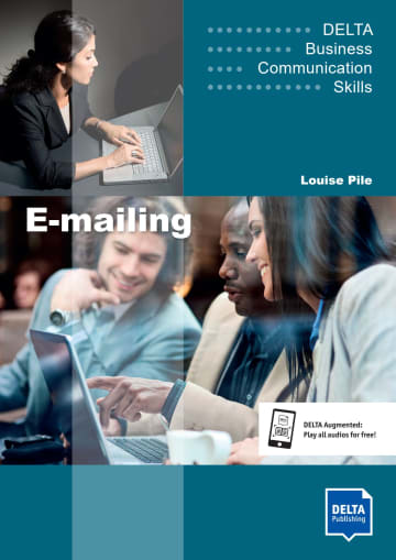 Cover Delta Business Communication Skills: E-mailing B1-B2 978-3-12-501321-6