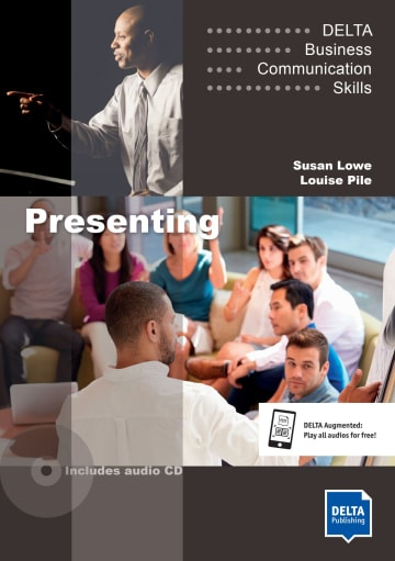 Cover Delta Business Communication Skills: Presenting B1-B2 978-3-12-501323-0