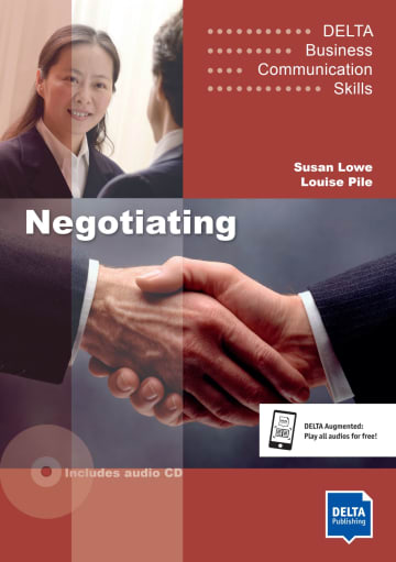 Cover Delta Business Communication Skills: Negotiating B1-B2 978-3-12-501324-7