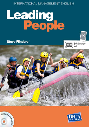 Cover International Management English Series: Leading People B2-C1 978-3-12-501332-2