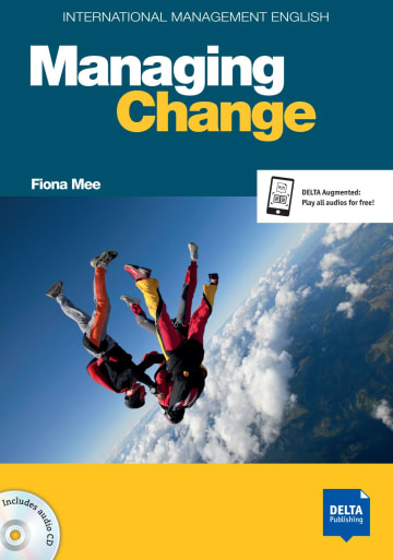 Cover International Management English Series: Managing Change B2-C1 978-3-12-501333-9