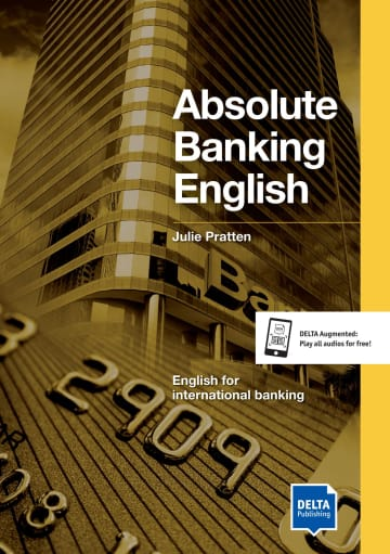 Cover Delta Business English: Absolute Banking English B2-C1 978-3-12-501330-8