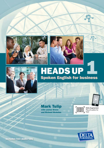 Cover Heads up 1 A2-B1 978-3-12-501336-0