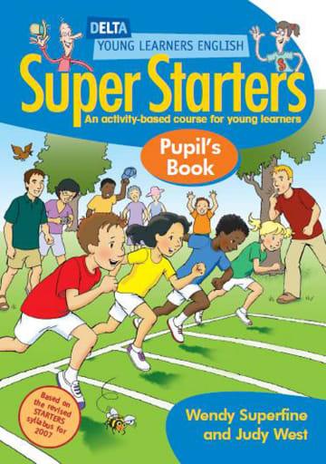Cover Super Starters 978-3-12-501385-8
