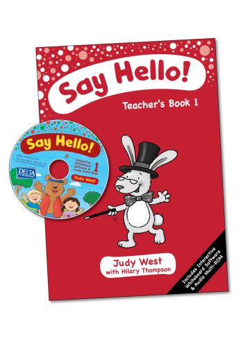 Cover Say Hello 1 978-3-12-501373-5