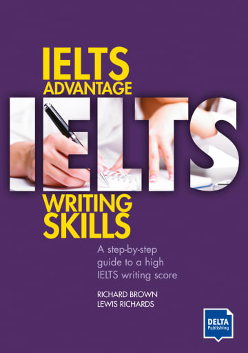 Cover IELTS Advantage Writing Skills 978-3-12-501576-0