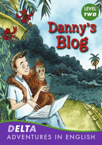 Cover Dannys Blog 978-3-12-501453-4