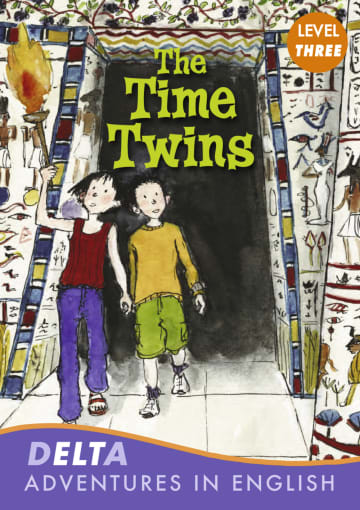 Cover The Time Twins 978-3-12-501457-2