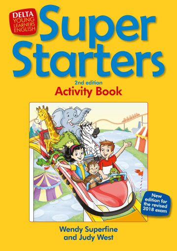 Cover Super Starters 978-3-12-501388-9
