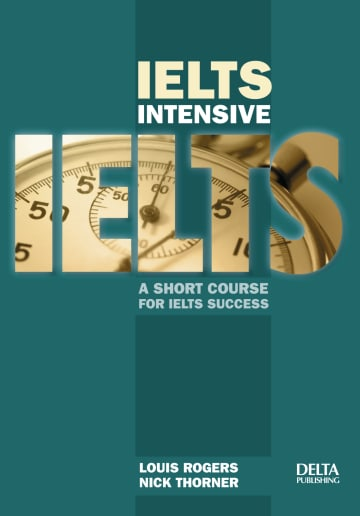 Cover IELTS Intensive 978-3-12-501577-7