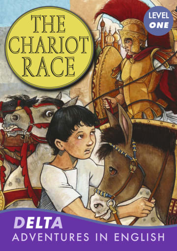 Cover The Chariot Race 978-3-12-501456-5