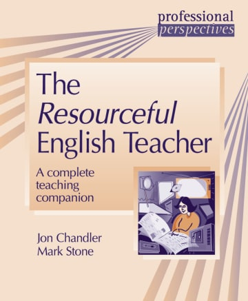 Cover The Resourceful English Teacher 978-3-12-501605-7