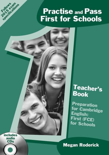 Cover Practise and Pass First for Schools 978-3-12-501718-4