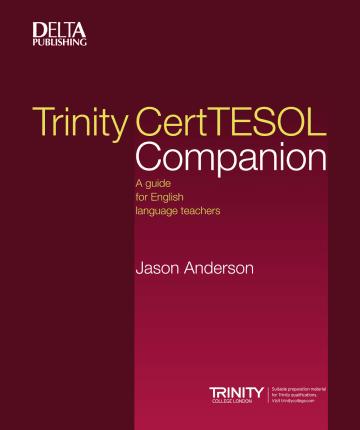 Cover Trinity CertTESOL Companion 978-3-12-501623-1