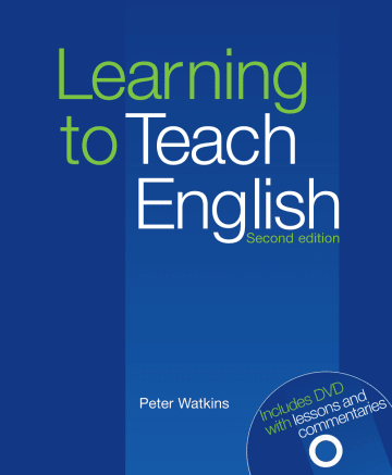 Cover Learning to Teach English 978-3-12-501622-4