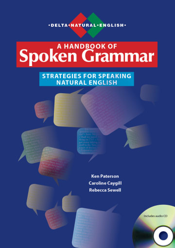 Cover A Handbook of Spoken Grammar 978-3-12-501625-5