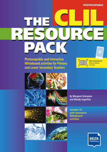 Cover The CLIL Resource Pack 978-3-12-501729-0