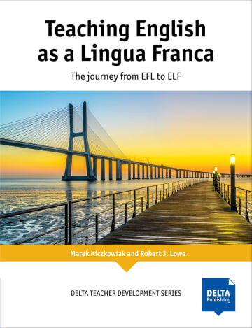 Cover Teaching English as a Lingua Franca 978-3-12-501735-1