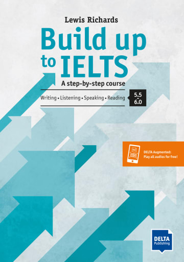 Cover Build up to IELTS 978-3-12-501571-5